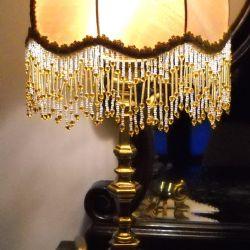 cupoletta dorata illuminata