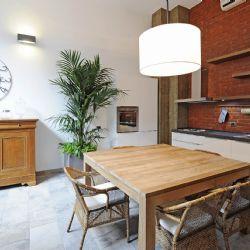 Lampadario per cucina - particolare - Paralumi Amadio - Milano