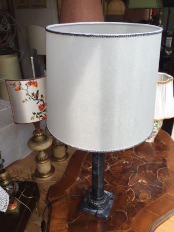 Pergamena bianca con bordino argentato