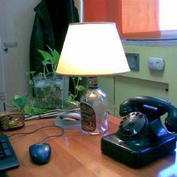 Pergamena in ufficio