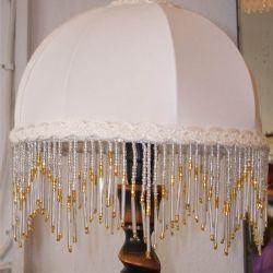 Cupoletta liscia avorio